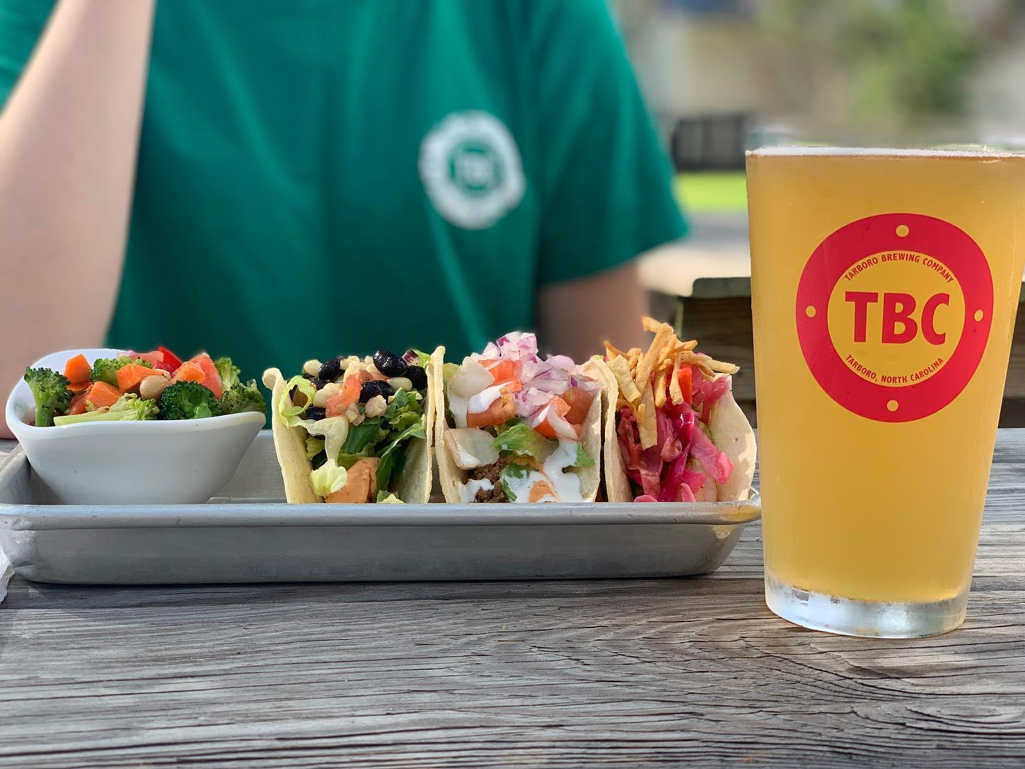 TBC West: Tacos & Taproom